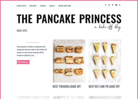 thepancakeprincess.com