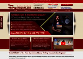 thepaperexperts.com