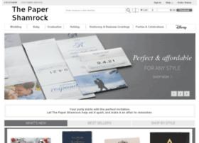 thepapershamrock.carlsoncraft.com