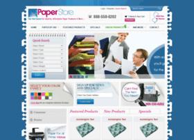 thepaperstoreandmore.com