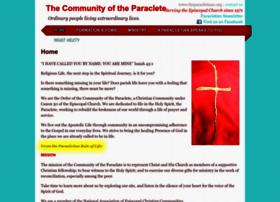 theparacletians.org