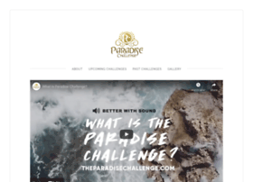 theparadisechallenge.com