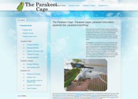 theparakeetcage.com