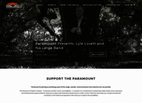 theparamount.net