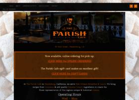 theparishcafe.com