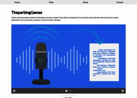 theparkinggames.com