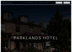 theparklandshotel.com