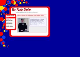 thepartydoc.com