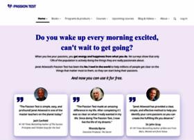 thepassiontest.com