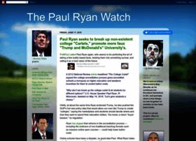thepaulryanwatch.blogspot.com