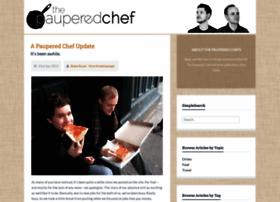 thepauperedchef.com