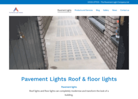 thepavementlightcompany.com