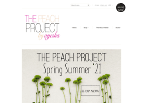 thepeachproject.in