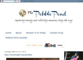 thepebblepond.com