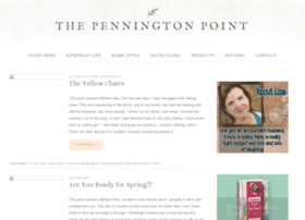thepenningtonpoint.com