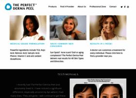 theperfectdermapeel.com