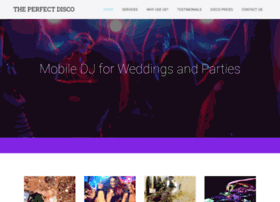 theperfectdisco.co.uk