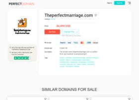 theperfectmarriage.com