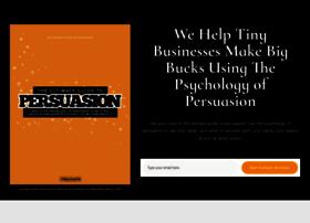 thepersuasionrevolution.com