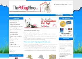thepettagshop.co.uk