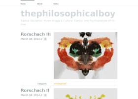 thephilosophicalboy.wordpress.com