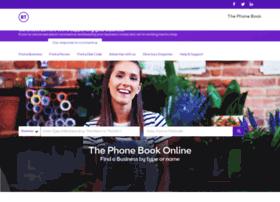 thephonebook.bt.com