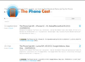 thephonecast.fr