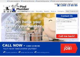 thepiedplumber.com.au