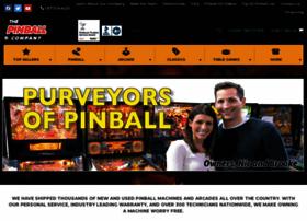 thepinballcompany.com