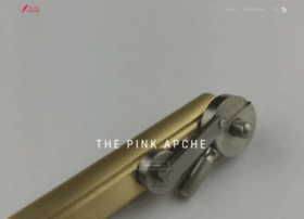 Thepinkapache.com