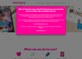thepinkgroup.co.uk