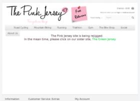 thepinkjersey.com