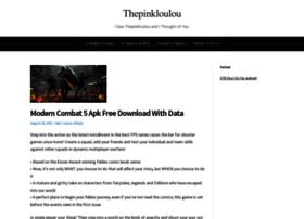thepinkloulou.com