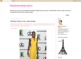 thepinkmateproject.blogspot.com