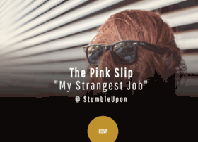 thepinkslip.splashthat.com