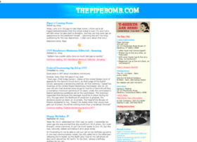 thepipebomb.com