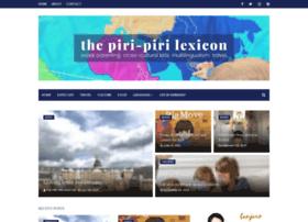thepiripirilexicon.com