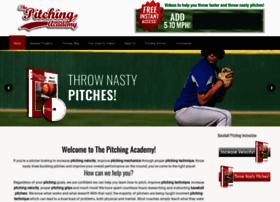 thepitchingacademy.com