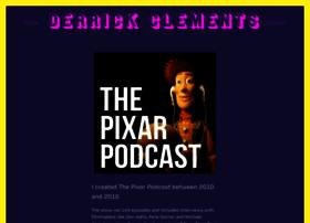 thepixarpodcast.com