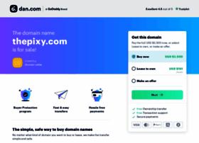 thepixy.com