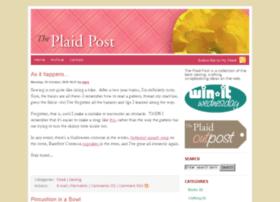 theplaidpost.com
