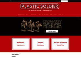 theplasticsoldiercompany.co.uk