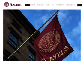 theplayersnyc.org