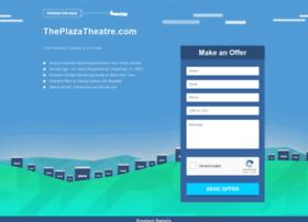 theplazatheatre.com