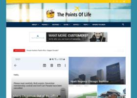 thepointsoflife.boardingarea.com