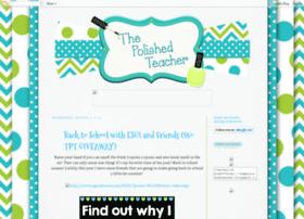 thepolishedteacher.blogspot.com