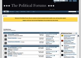thepoliticalforums.com