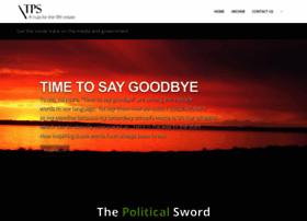 thepoliticalsword.com