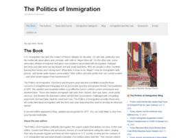 thepoliticsofimmigration.org