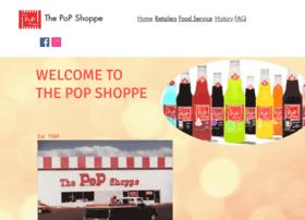 thepopshoppe.com